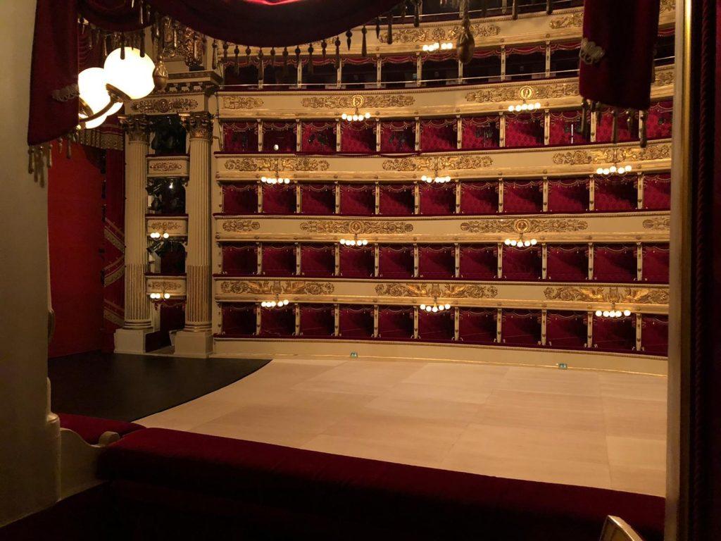 Cambia la prima al teatro alla Scala per Sant'Ambrogio