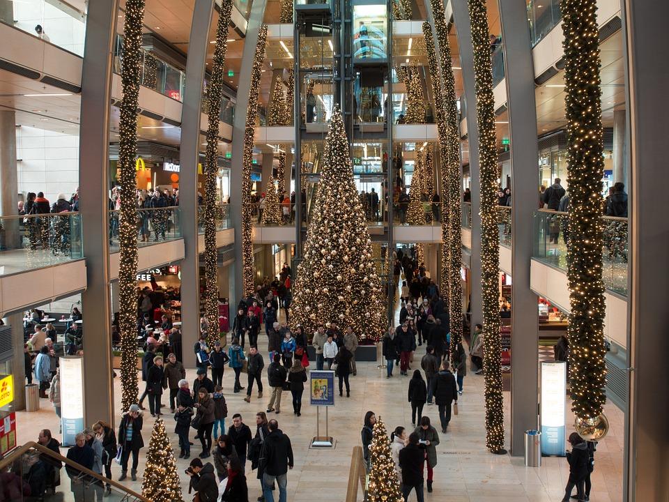 centro commerciale a natale