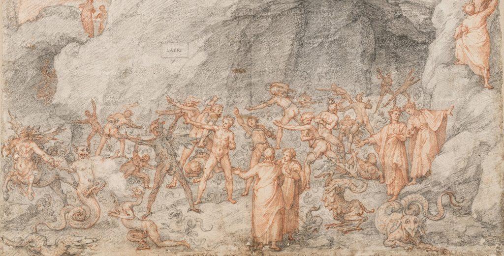 I disegni che illustrano la Divina Commedia - Inferno