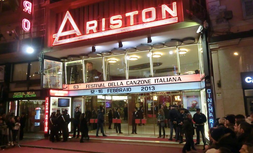 Teatro Ariston - Festival di Sanremo 2021