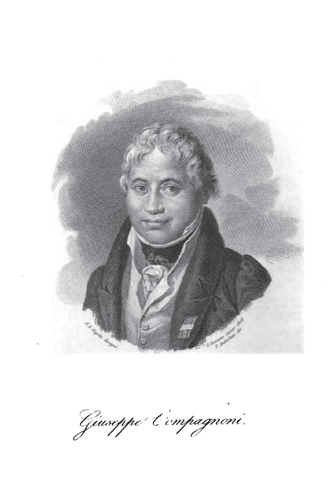 Tricolore - Giuseppe Compagnoni