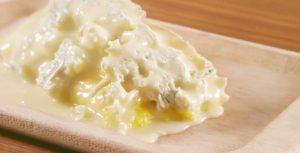 polenta e gorgonzola