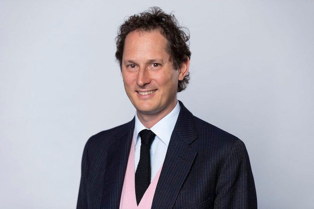 Stellantis - presidente John Elkann