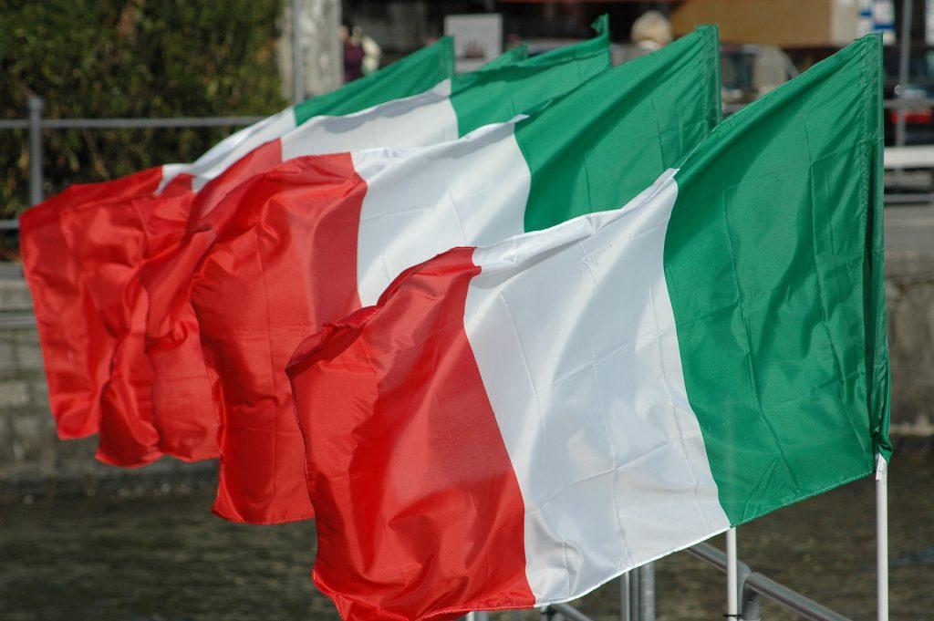 Tricolore - la bandiera italiana