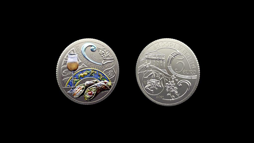 La Zecca omaggia la Sicilia con una moneta