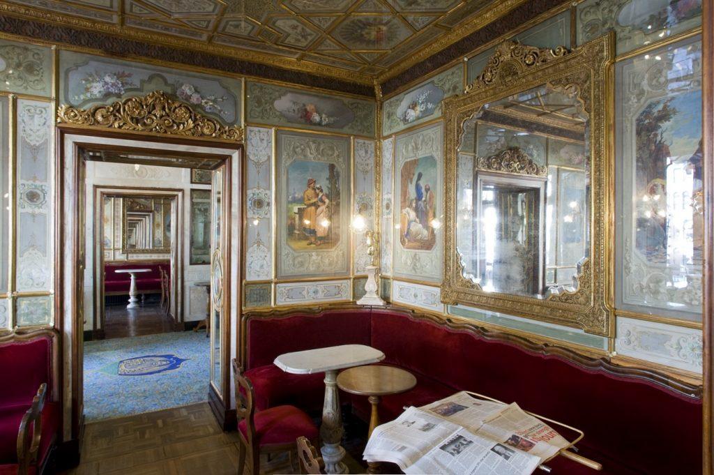 interno del Florian