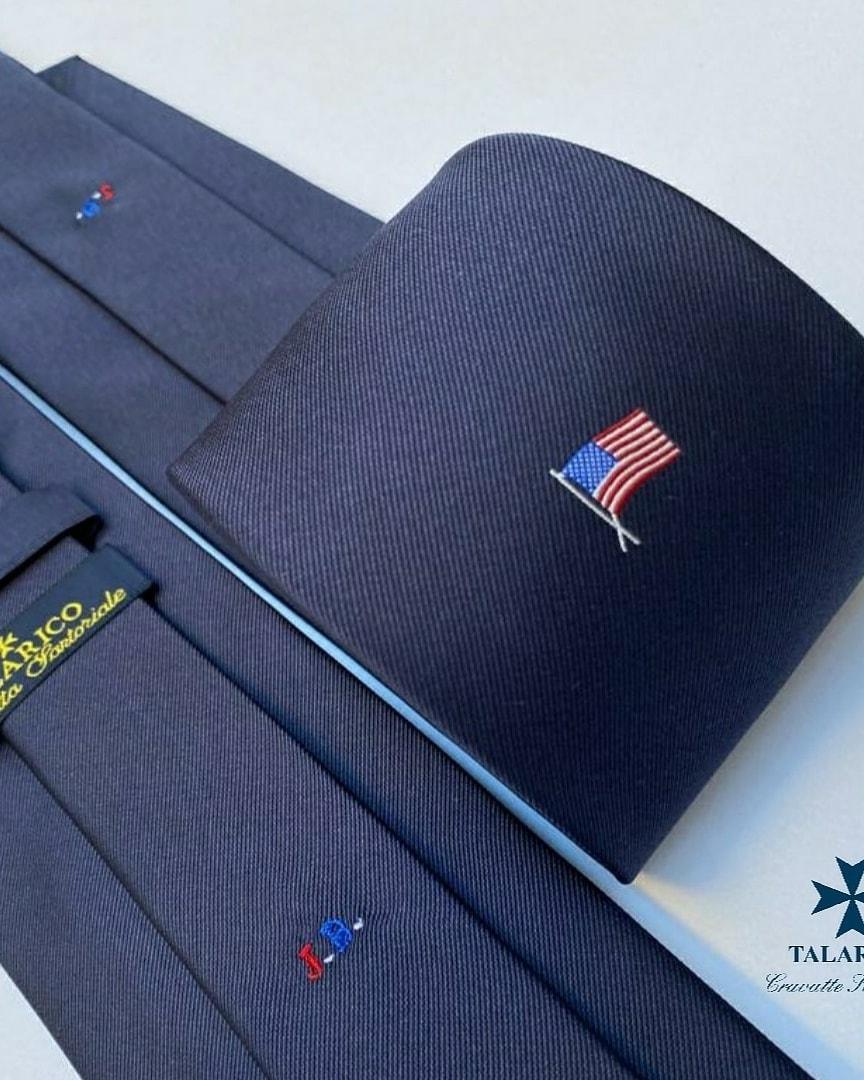 cravatta biden