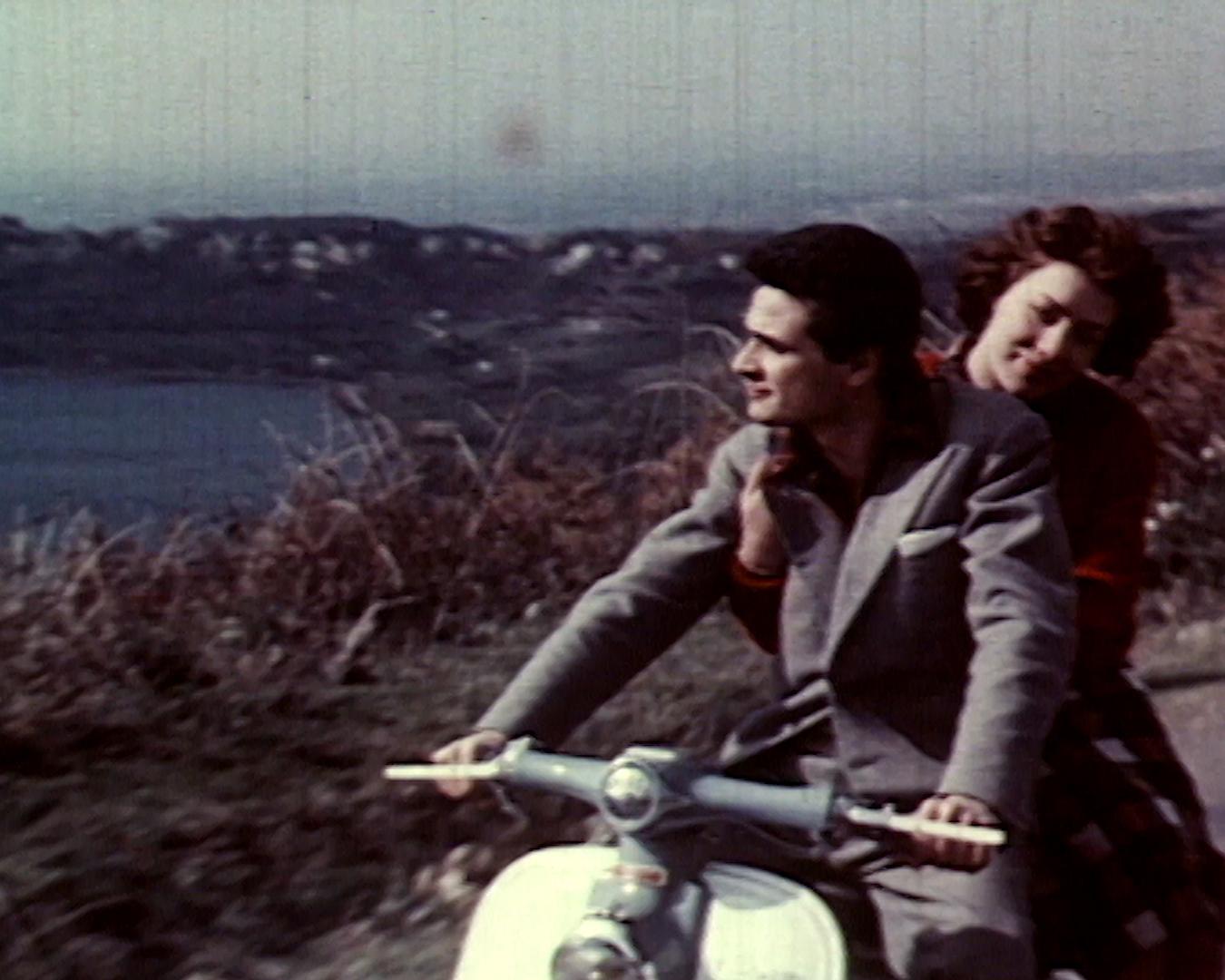 Uno scatto del film di Angela Bottone