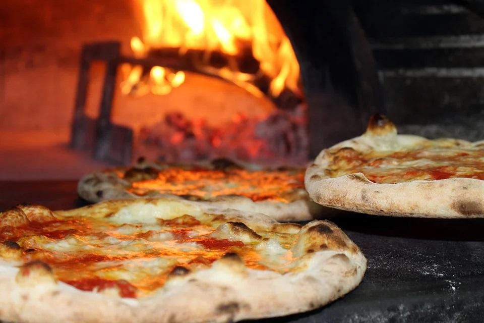 Il forno per la pizza classica