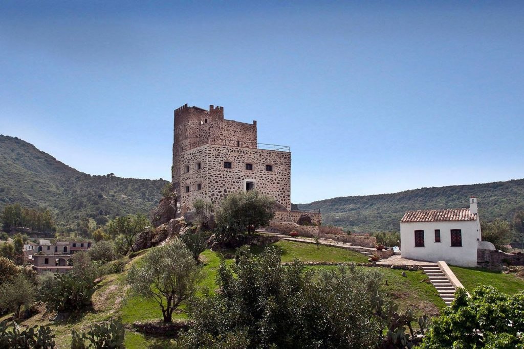 galtellì - castello