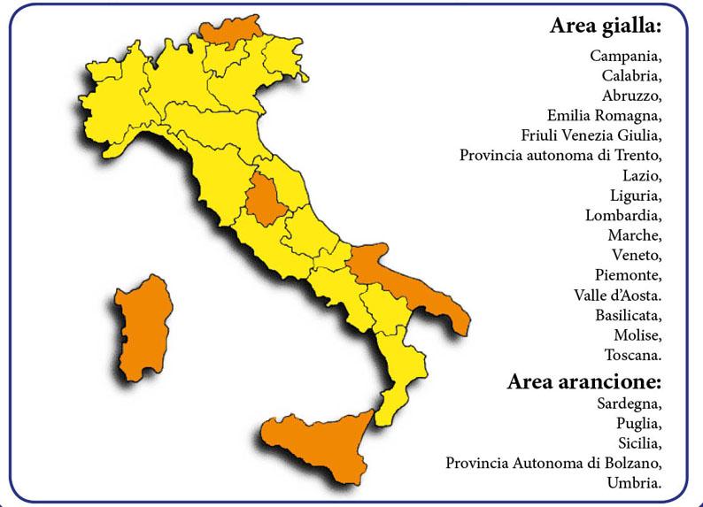 italia in giallo