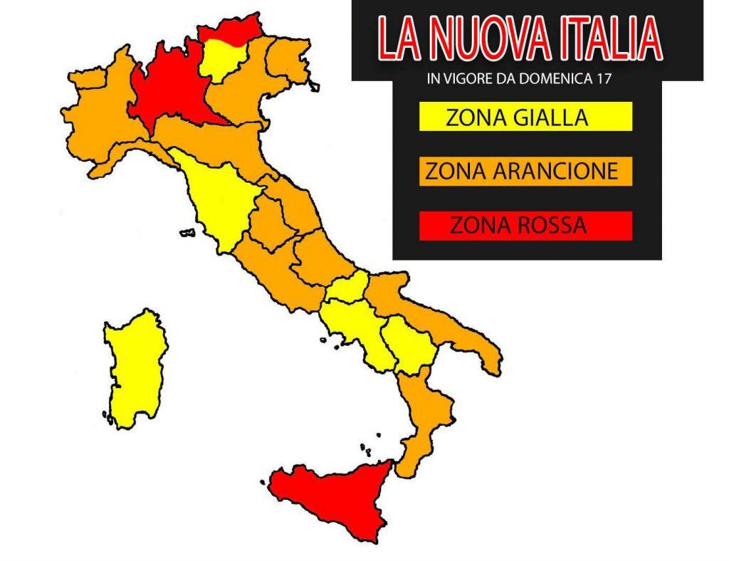 nuova italia lockdown morbido