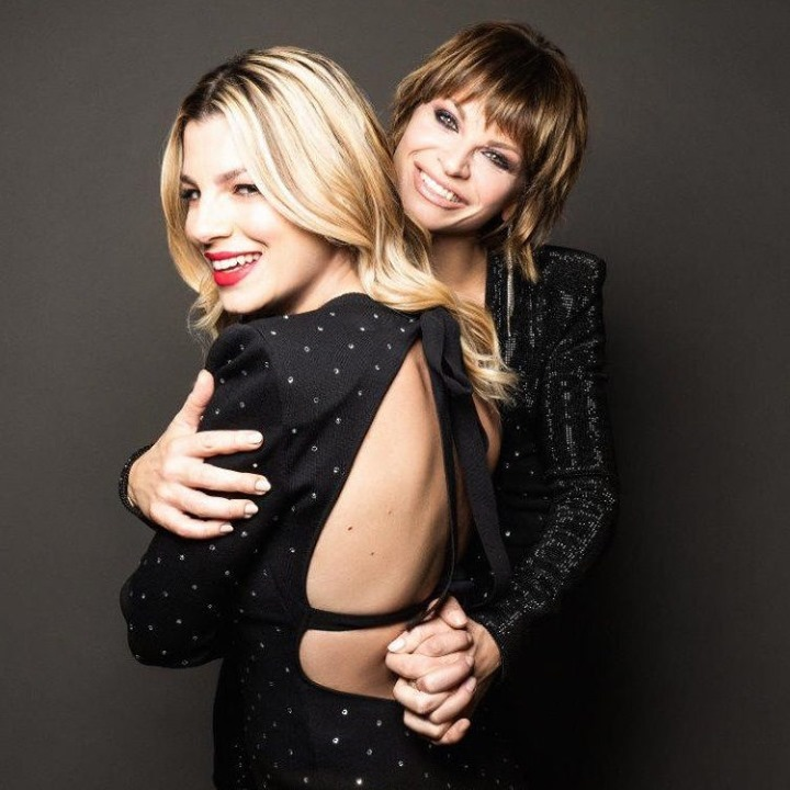 pezzo di cuore - Alessandra Amoroso ed Emma Marrone