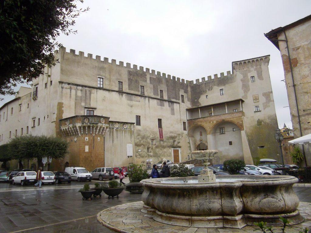 Centro storico di Pitigliano