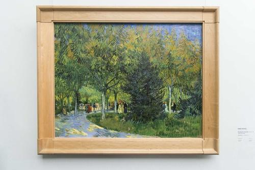 mostra - quadro di Van Gogh a Padova