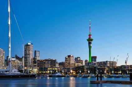 Nuova Zelanda - città di Auckland