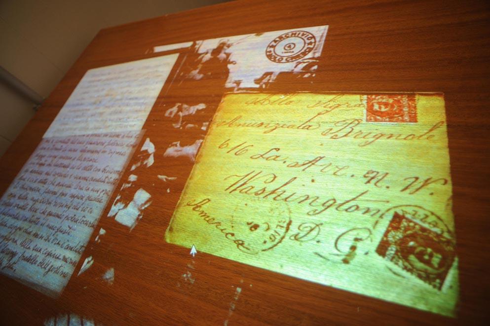 Museo Nazionale dell'Emigrazione Italiana  - antichi documenti