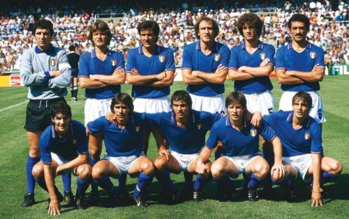 cittadinanza onoraria agli azzurri del Mundial - Nazionale italiana 1982