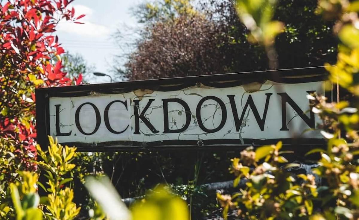 Nuova Zelanda - cartello lockdown