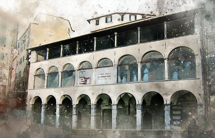 Museo Nazionale dell'Emigrazione Italiana - facciata museo