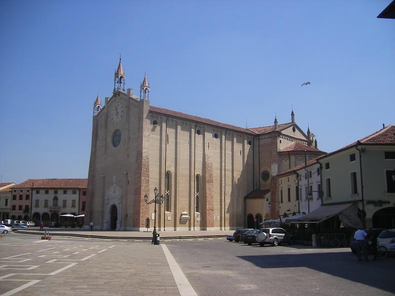 Montagnana duomo