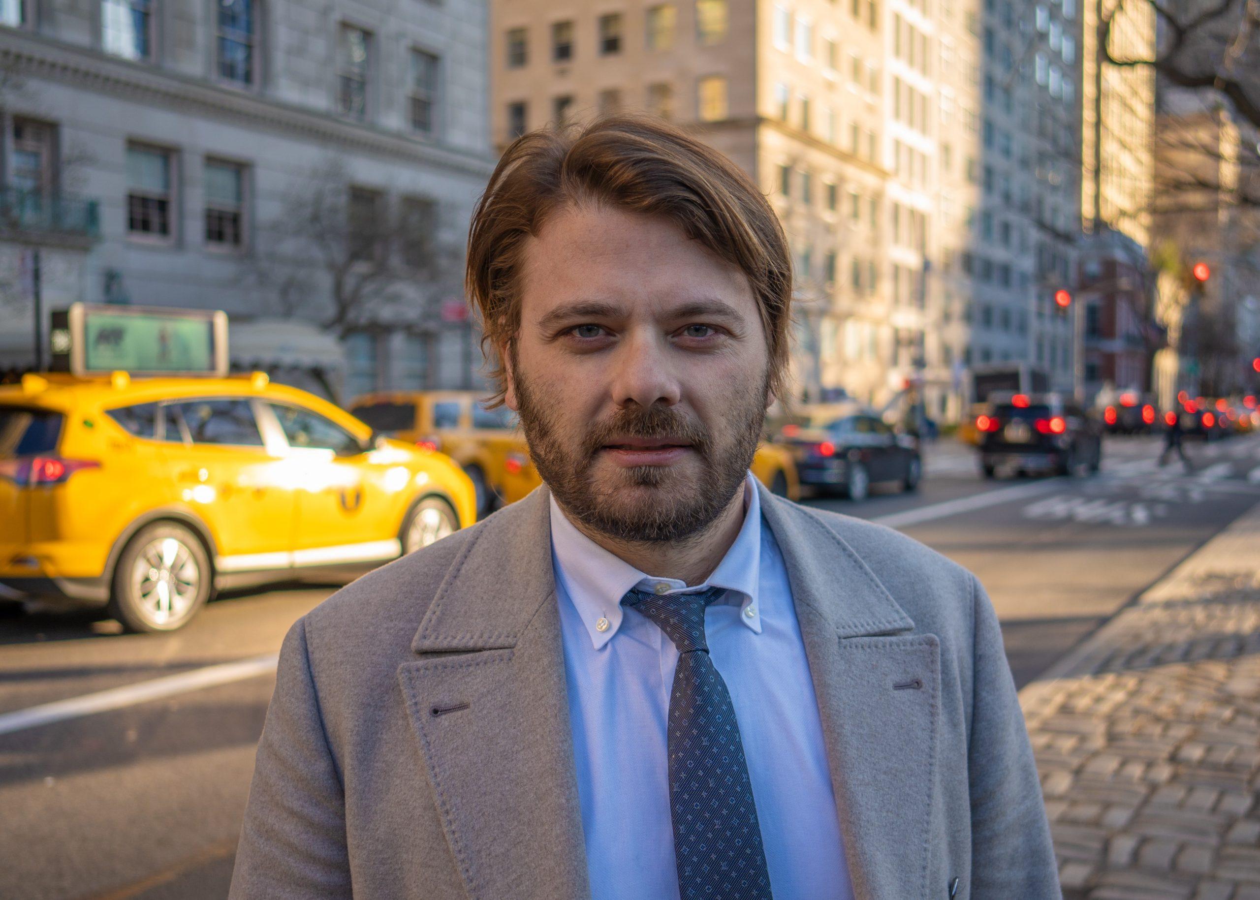 Piero Armenti a New York
