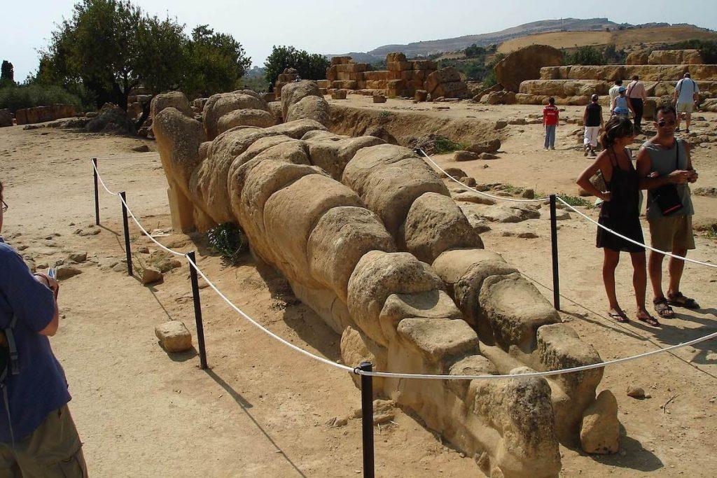 Valle dei Templi di Agrigento - Telamone