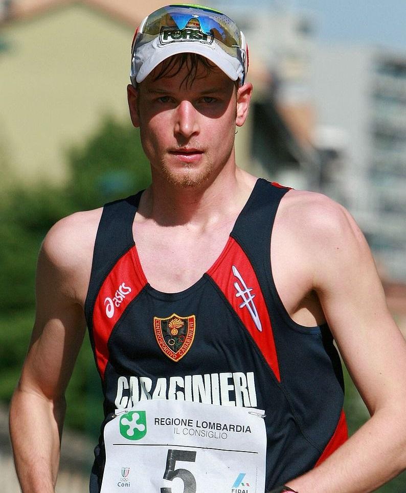 L'atleta Alex Schwazer