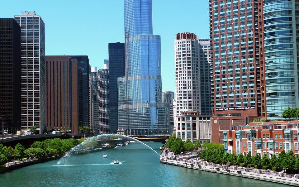 I grattacieli di Chicago