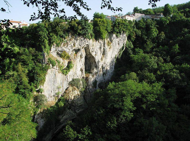 Le foibe della zona dell'Istria