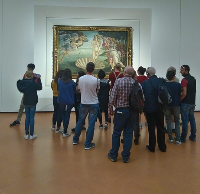 Nei musei italiani tante opere da ammirare