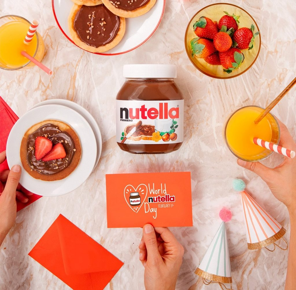 World Nutella Day, barattolo