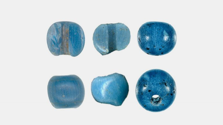 perle veneziane (rivista American Antiquity)