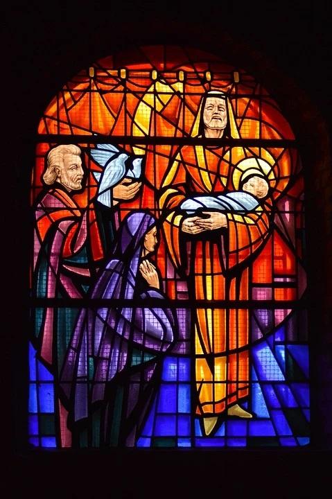 Presentazione di Gesù al tempio, per la Candelora