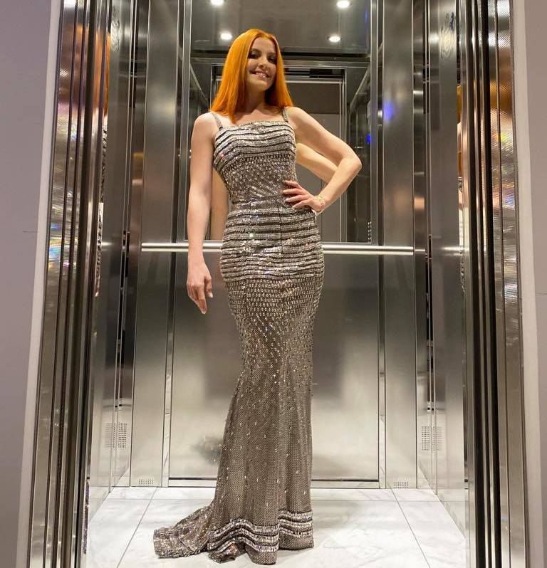 Noemi, l'abito indossato a Sanremo