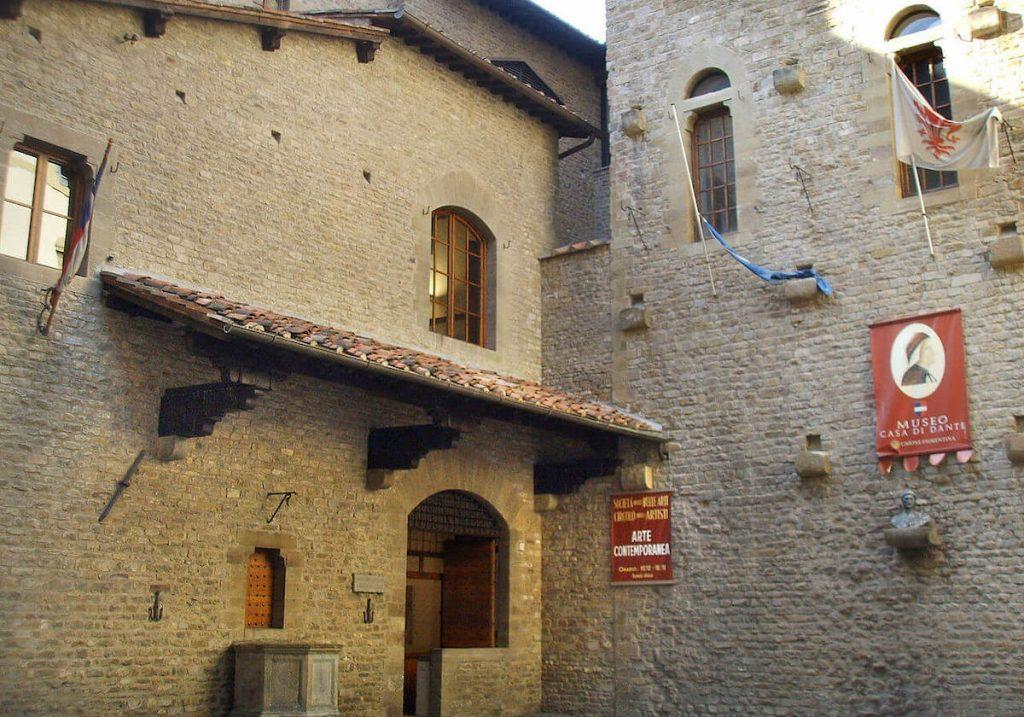 Centro storico di Firenze Casa di Dante