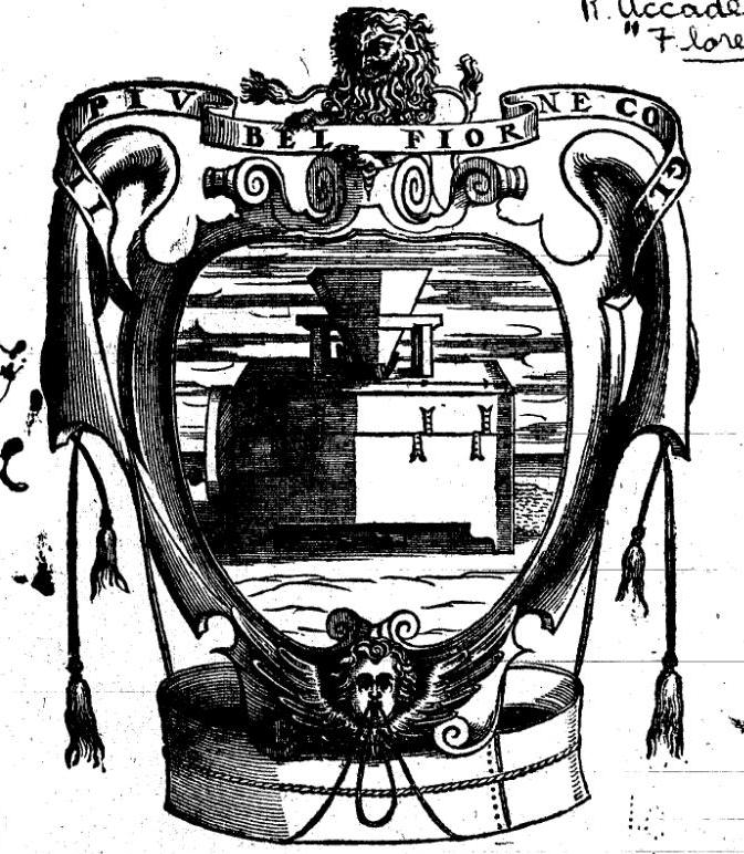Crusca stemma