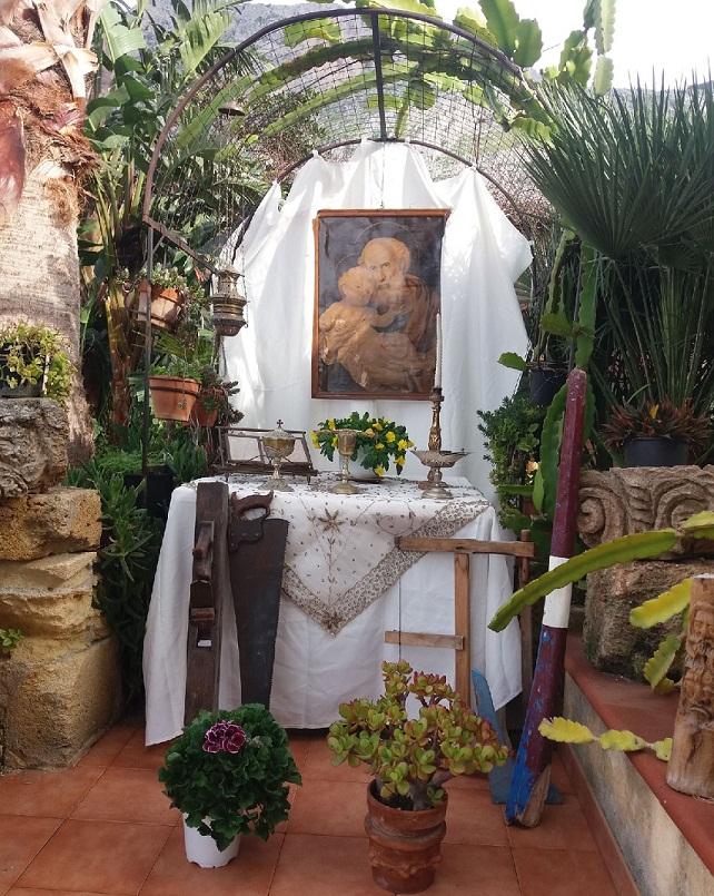 altarino di San Giuseppe