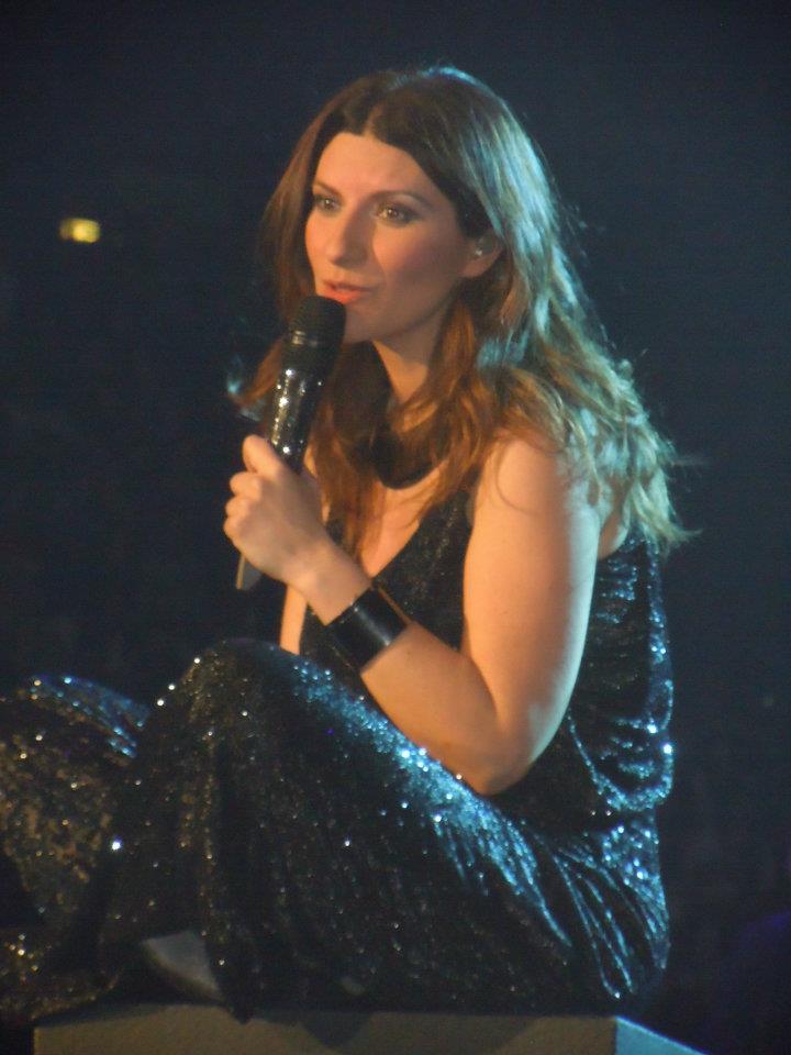 cantante Laura Pausini