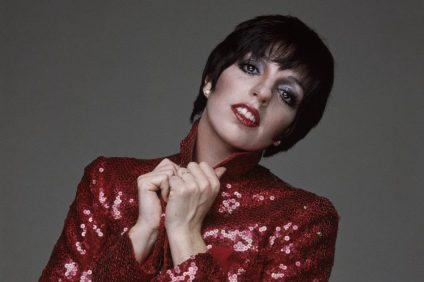 Primo piano di Liza Minnelli