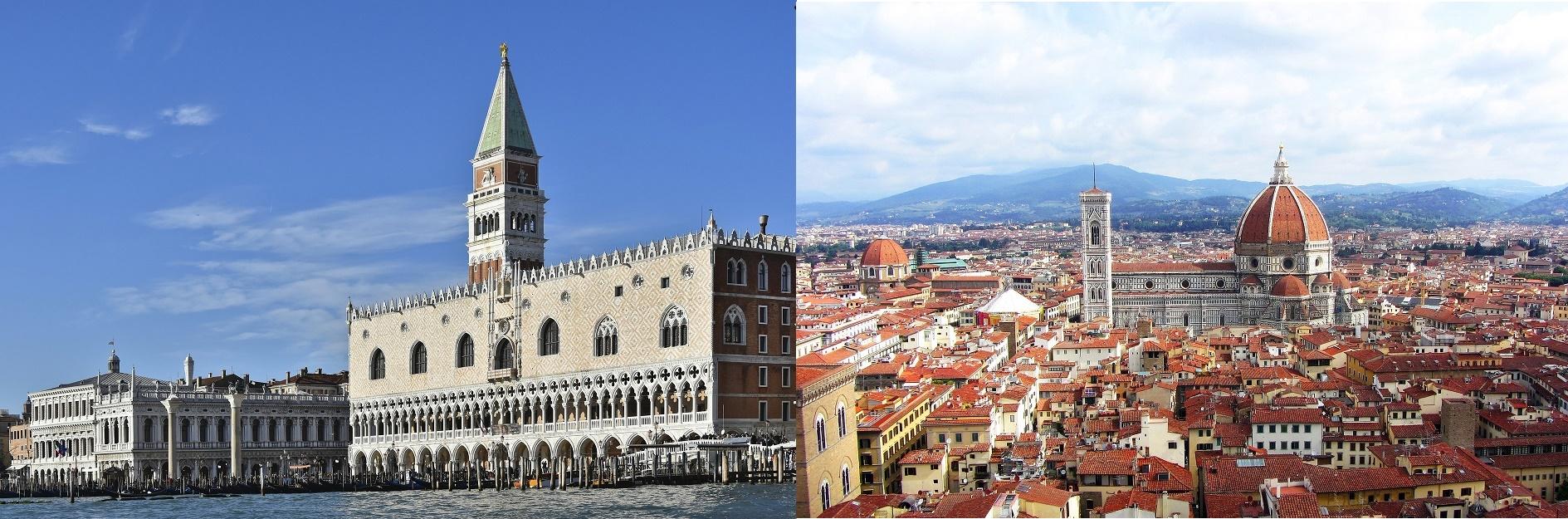 Venezia Firenze