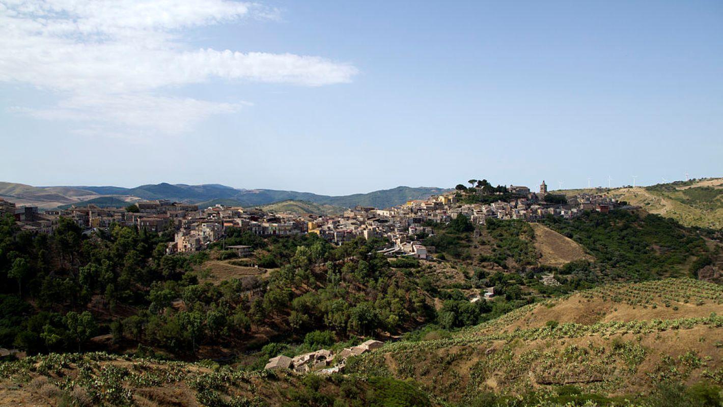Vizzini panorama