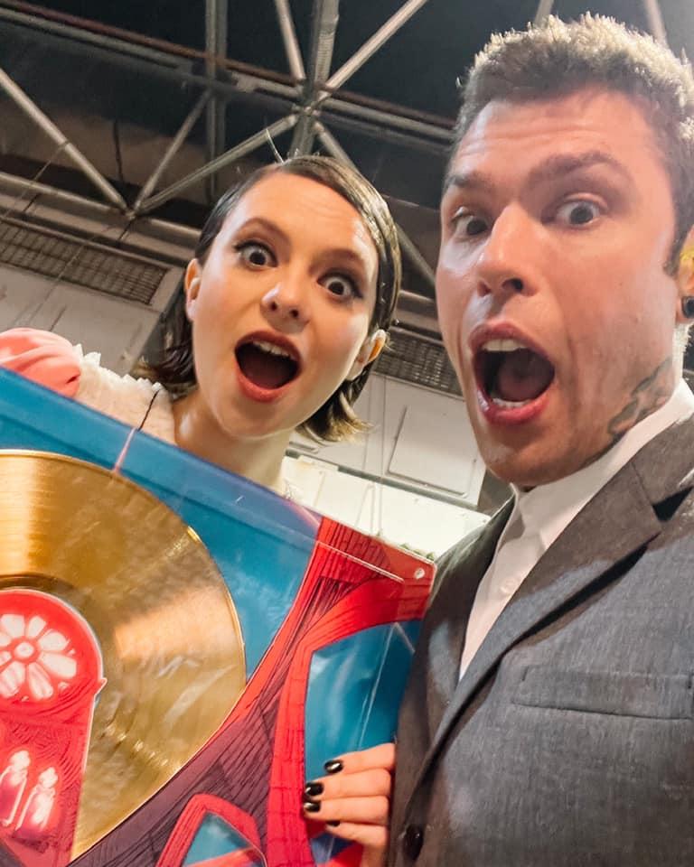 L'annuncio di Chiamami per nome disco di platino