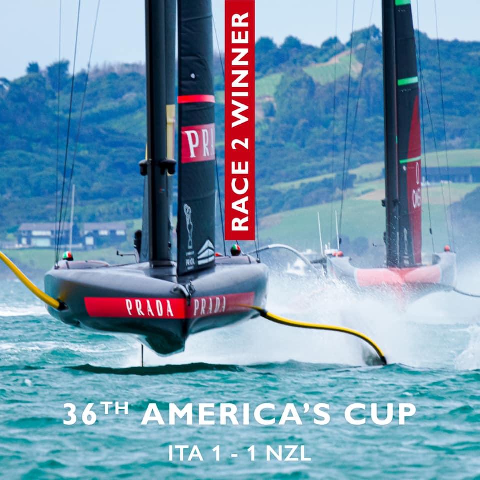 barche america's cup