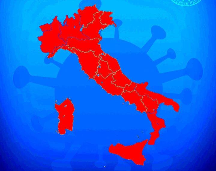 nuove misure anti - contagio italia