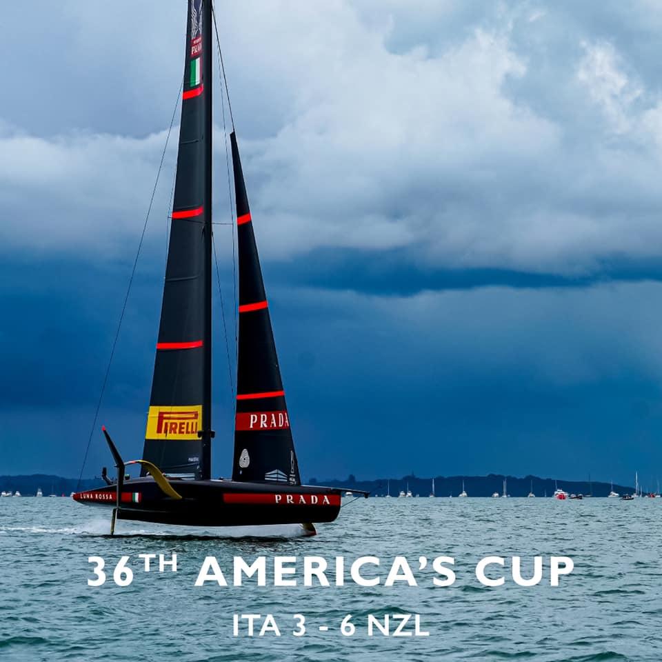 america's cup - luna rossa italia