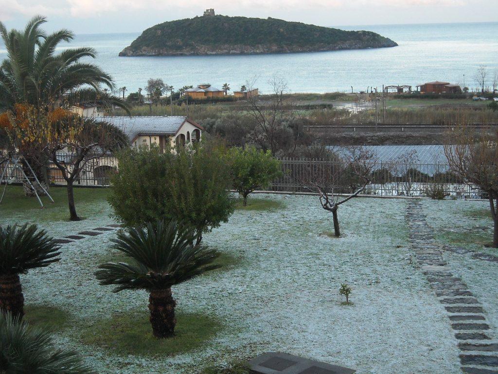 veduta dell'Isola di Cirella