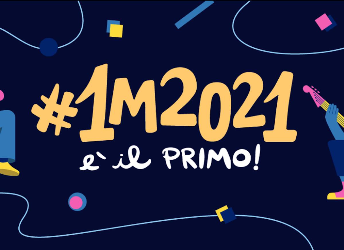 Concerto primo maggio 2021 Logo