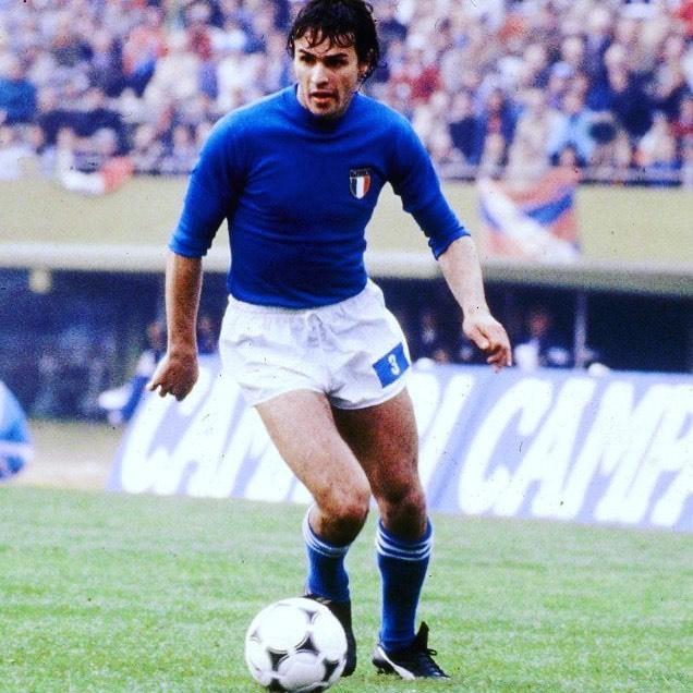 Antonio Cabrini nella Nazionale