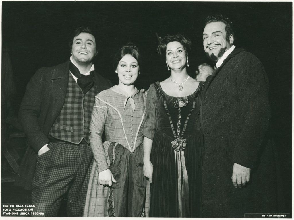 Bohème alla Scala